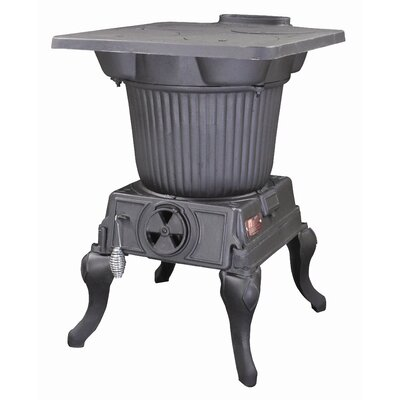 Vogelzang Rancher 1,000 Square Foot Wood/Coal Stove
