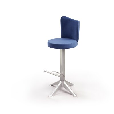 "Createch Koho 24"" Swivel Bar Stool with Cushion"