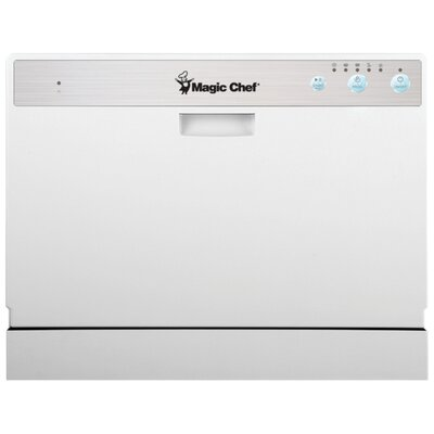 "Magic Chef 25"" Countertop Dishwasher"
