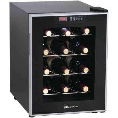 12-Bottle Wine Cooler
