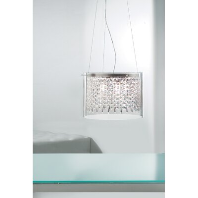Masiero Aissi 5 Light Drum Pendant