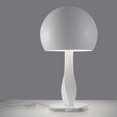 "Masiero Botero 21.65"" Table Lamp with Bowl Shade"
