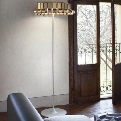 Masiero Dore 1 Light Floor Lamp