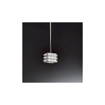 Masiero Cubix 1 Light Pendant