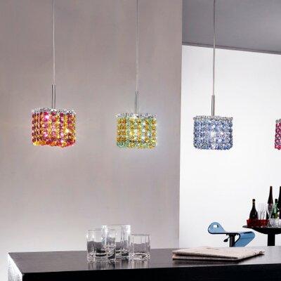 Masiero Aurea 1 Light Mini Pendant