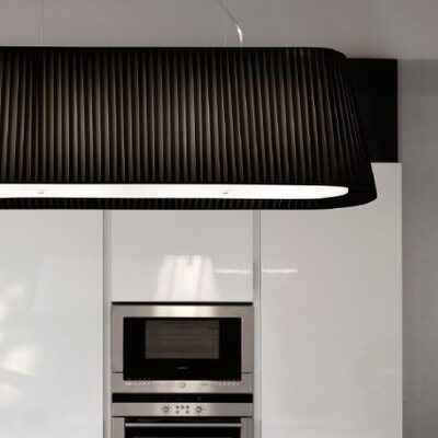 Masiero Tessuti Oval 4 Light Medium Pendant