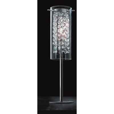 "Masiero Aissi 20.48"" H Table Lamp with Drum Shade"