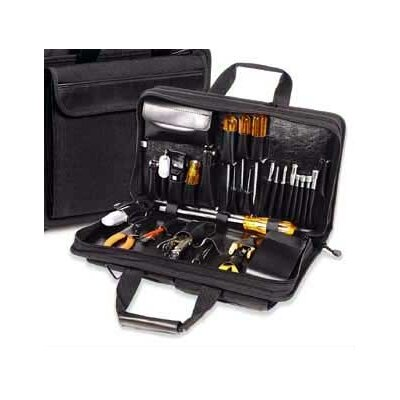 Z140 Double Zipper Tool Case