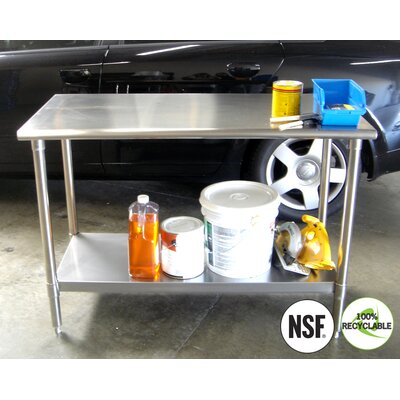 Trinity Stainless Steel Table