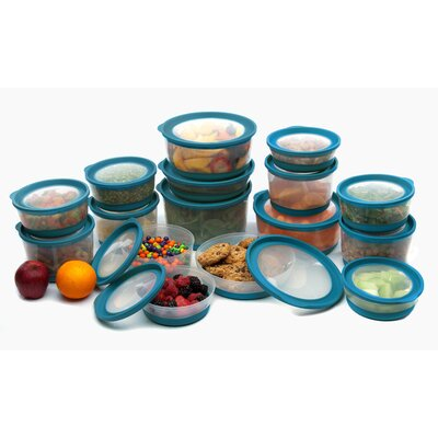 Clear Choice Housewares Platinum Series Food Storage Container (Set of 32)