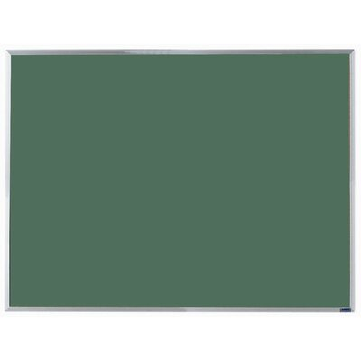 AARCO Economy Series Composition Chalk Board with Full Length Chalk Tray