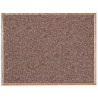 AARCO Designer Fabric Bulletin Board