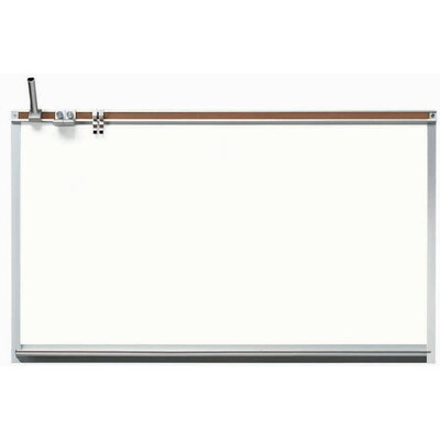 AARCO All Purpose Professional Series Marker Board in White