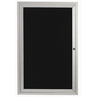 AARCO Outdoor Enclosed Directory Cabinet