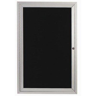 AARCO Outdoor Enclosed Directory Cabinet