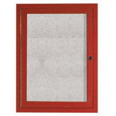 AARCO Outdoor Enclosed Bulletin Board