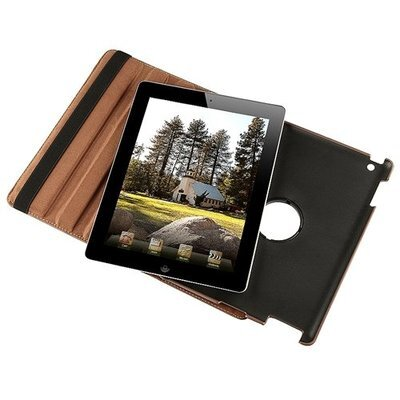 Bargain Tablet Parts Ipad 2 and Ipad 3 Rotating Case