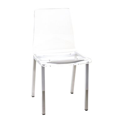 Fox Hill Trading Pure Décor Side Chair