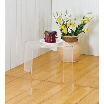 Fox Hill Trading Pure Décor 3 Piece Nesting Tables Set