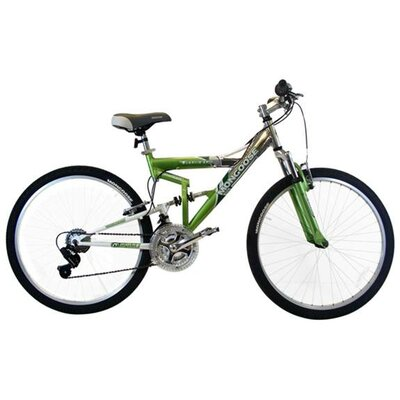 Mongoose Women's Tactic Mountain Bike