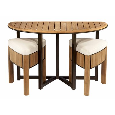 Selamat Bronzewood Medium Tapas Dining Set