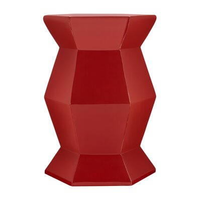 Selamat Gemma Lacquer Spot Hex Table