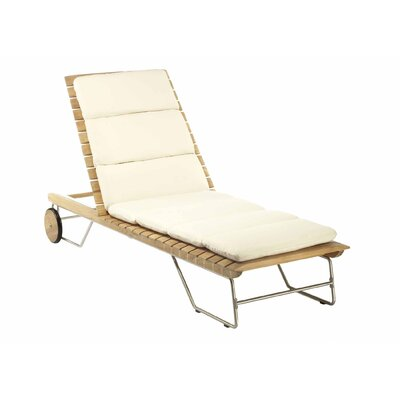 Selamat Stratus Canvas Lounge Chaise