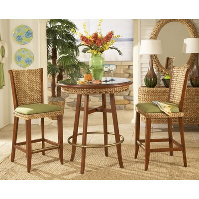 Wildon Home ® Paradise Pub Table with Optional Stools