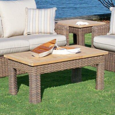 Wildon Home ® Hamilton Island Coffee Table Set