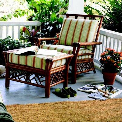 Wildon Home ® Key Largo Chair and Ottoman