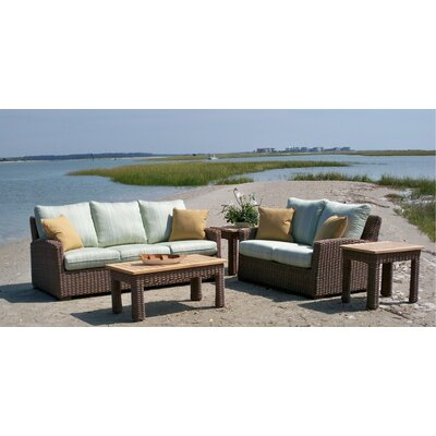 Wildon Home ® Hamilton Island Coffee Table Set