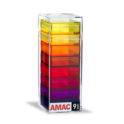 AMAC Chroma 102 9-Piece Container Set