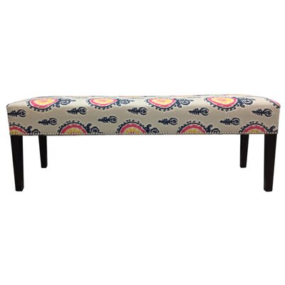 Sole Designs Calandra Cotton Crown Bench