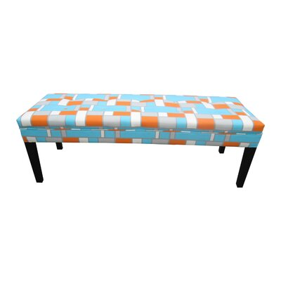 Sole Designs Kaya Upholstered Bench