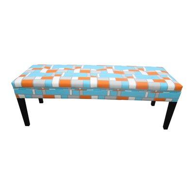 Sole Designs Kaya Upholstered Bench