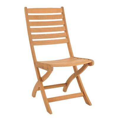HiTeak Furniture Basic Folding Chair