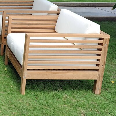 HiTeak Furniture Summer Set Armchair