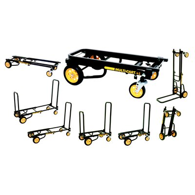 "Rock N Roller ""Micro"" Multi-Cart  with R Trac"