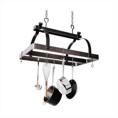 Enclume Premier Rectangle Hanging Pot Rack