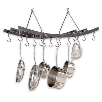 Enclume Premier Reversible Arch Hanging Pot Rack