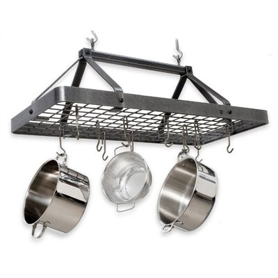 Carnival Rectangle Hanging Pot Rack