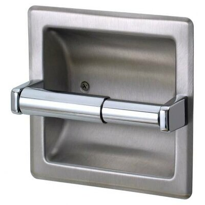 Frost Products Recessed Toilet Paper Holder