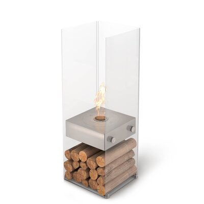 Ghost Bio-Ethanol Fireplace