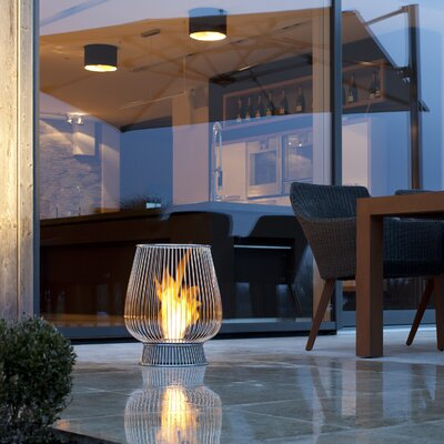 EcoSmart Fire Bulb Table Top Fireplace