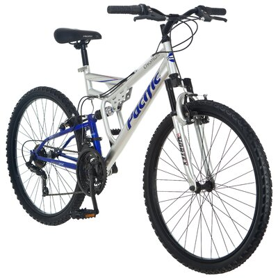 Pacific Men's Chromium Mountan Bike