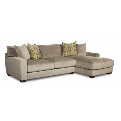 Style Line Furniture Rocky Dove Sectional