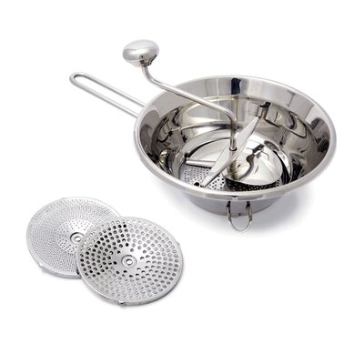 """Cuisinox 9.6"""" Food Mill with 3 Disks"""