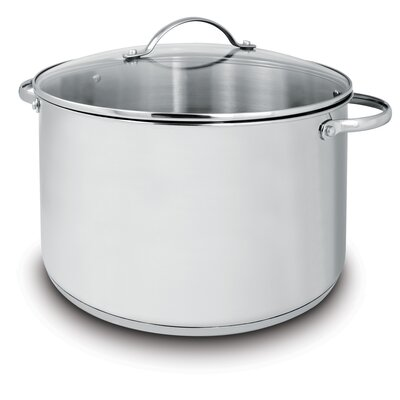 Cuisinox Deluxe 11-qt. Stock Pot with Lid