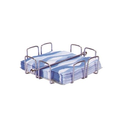 Cuisinox Patio Square Napkin Holder with Wire