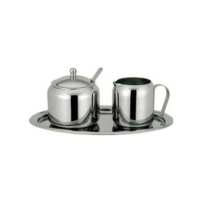 Cuisinox 5 Piece Cream and Sugar Set